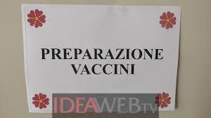 Vaccino Covid: oggi (15 aprile) in Piemonte somministrate oltre 28.300 dosi  - www.ideawebtv.it - Quotidiano on line della provincia di Cuneo