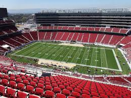 Levis Stadium View From Section 409 Vivid Seats