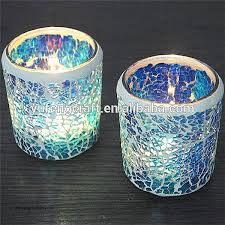 mosaic candle holders centerpiece lovely mosaic glass tealight holder candle lantern stand