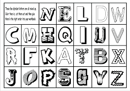 Free Printable K Alphabet Worksheets Kindergarten Library Full Size ...