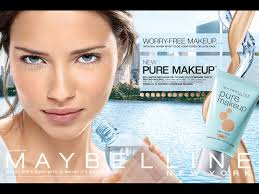 pure makeup maybelline new york gotham inc adforum