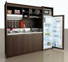 all in one kitchenette unit