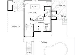 simple pool house floor plans. Pool House Floor Plans Decoration Home With Pools Small Simple R
