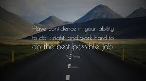 Best Working Quotes