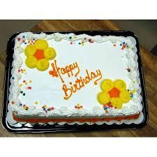 Cake Shop Online Asansol Delivery Vanilla Birthday Cake