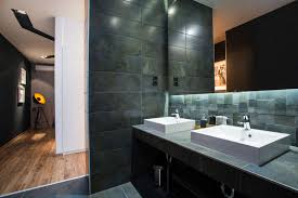 Masculine Bathroom Decor Masculine Apartment Design And Decorating Ideas For Men Roohome