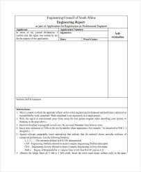 Engineering Technical Report Template 7 Technical Report Examples Samples Examples