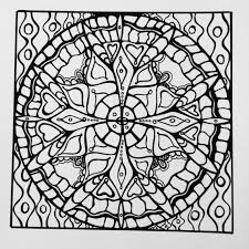 Small Picture 66 best Square Mandalas Samdalas images on Pinterest Mandalas