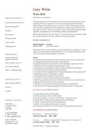 Surprising Personal Chef Resume Sample 88 In Resume Templates Free with Personal  Chef Resume Sample