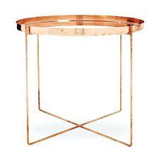 round copper table marvelous copper side table with best copper side table ideas on copper table