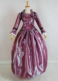 New Blue and Black Satin & Silk Brocade Gothic Victorian Inspired Dress gothic  victorian dress dress dressgothic victorian dress - AliExpress