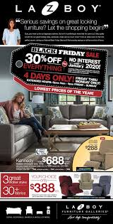 Black friday furniture lazboy ads deals and sales experience
