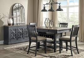 tyler creek counter dining room set