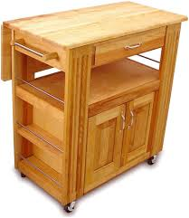 Catskill Craftsmen Portable Kitchen Island: Heart Of The Kitchen W/ Drop  Leaf (15445) | Everything Kitchens