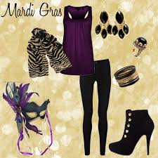 mardi gras outfit yes misskaylaw iitsteph