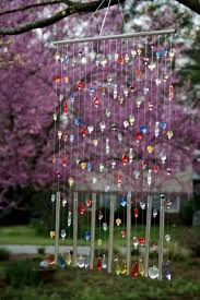 Easy DIY Wind Chimes Ideas For Homes And Gardens. how to make wind chimes  at home with beads, cds, and keys.wind chime tutorial step by step