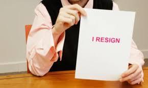 Resignation Letter Format | Email Resignation Letter Format
