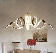 dining room large dining room chandeliers 42 terrific hot led modern chandelier lighting novelty aluminum