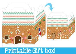 25 Images Of Christmas Favor Box Template Printable House