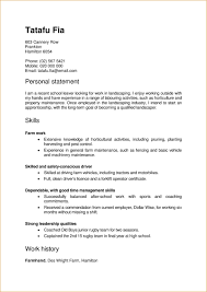 Cv Template Nz Cover Letterrhcreditinsuranceinfo Cv Free Resume