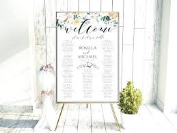 Wedding Table Assignments Assignment Template Sample New