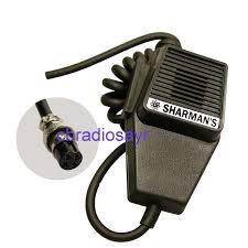 cb microphone 4 pin uniden wiring cobra tti 550 maxon cm10 etc replacement cb microphone 4 pin uniden wiring cobra tti 550 maxon cm10 etc
