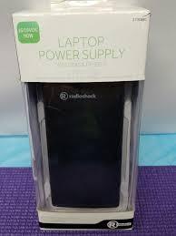 Radioshack 16 19vdc 90w Universal Laptop Power Supply 8 Tips 2730881