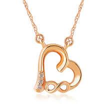 infinity diamond necklace. diamond heart and infinity necklace infinity diamond necklace