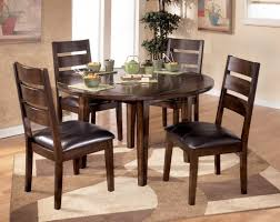 Round Table Dining Dining Room Round Glass Top Dining Room Table With 4 Chairs