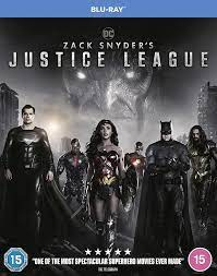Amazon.com: Zack Snyder's Justice League [Blu-ray]: Ben Affleck, Henry  Cavill, Amy Adams, Gal Gadot, Ezra Miller, Jason Momoa, Ray Fisher, Jeremy  Irons, Diane Lane, Connie Nielsen, J.K. Simmons, Ciarán Hinds, Amber Heard,