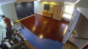 How to install bamboo flooring Morning Star Youtube Installing Morning Star Click Bamboo Flooring Youtube