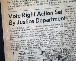 「the voting rights act of 1965」の画像検索結果