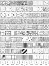 cad natural stone hatch patterns