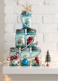 Decorated Jars Craft 100 DIY Mason Jar Ideas Tutorials for Holiday 80