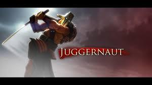 juggernaut build guide dota 2 yurnero the unstoppable
