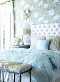 gold and silver bedroom turquoise duvet bed set