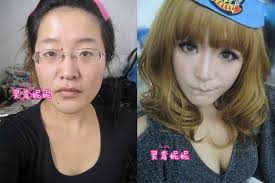what do you think of nini 39 s makeup too good or much asian makeup transformation