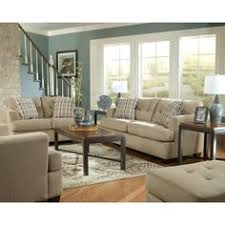 Living room Ashley Furniture Dallas Khaki Living Room Set crate and barrel furniture