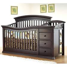 sorelle tuscany crib cribs image 4 in 1 convertible crib and changer sorelle tuscany 4 in