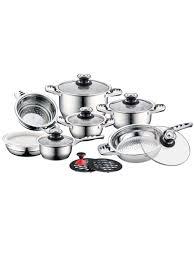 Набор посуды Aurich, 16 предметов CS-Kochsysteme 7550712 в ...