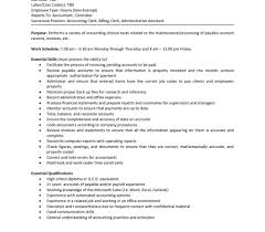 Accountant Job Resume Accounting Clerk Resume Best Data Entry Example 24 Impressive Sample 23