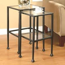 nesting side tables canada these beautiful round