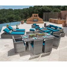 patio furniture sets costco. Sirio™ Niko Peacock 20-piece Patio Estate Collection Patio Furniture Sets Costco N