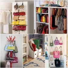 either you have a few or many handbags their storage is very important for easy access at the time of need and their long life