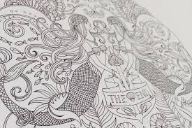 coloring books on social networks lost ocean johanna basford