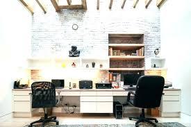 Desk office ideas modern Executive Contemporary Office Design Contemporary Home Office Desk Designs Viagemmundoaforacom Contemporary Office Design Modern Contemporary Contemporary Office