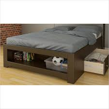 Full Bed Frame with Storage, A Smart Solution for Extra Storage ...