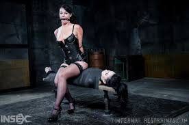 Infernal Restraints London River Aria Alexander Popular Lesbians.