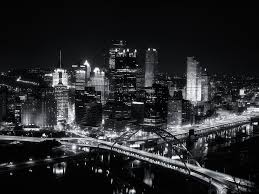 City Lights Wallpaper Black And White Pin By Tahsin Gün On Black White Black White Wallpaper
