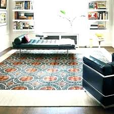 diy area rug with carpet tiles